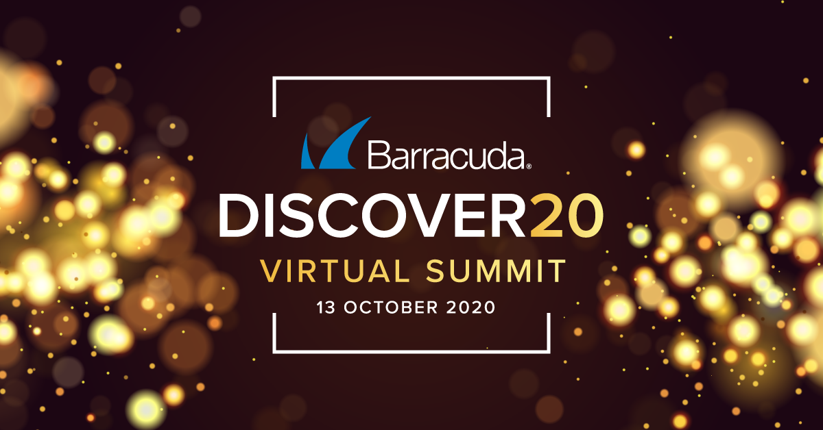 Barracuda Discover20