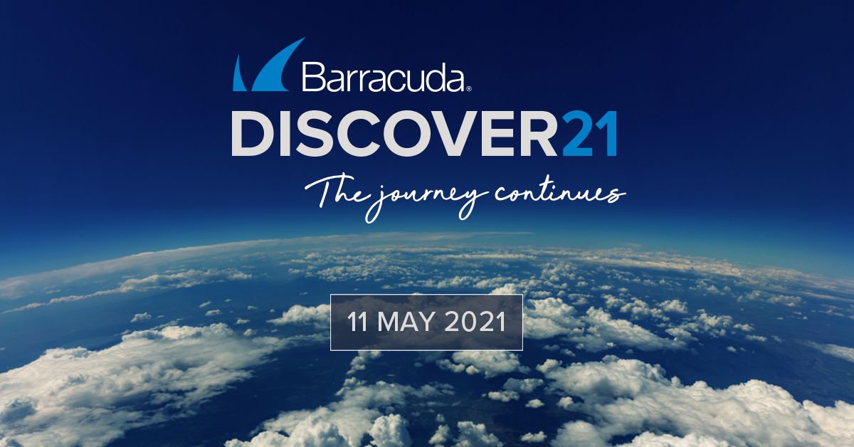 Barracuda Discover21